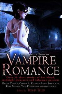 The Mammoth Book of Vampire Romance Kolektif