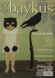 Baykuş Felsefe Yazıları Dergisi Sayı: 6