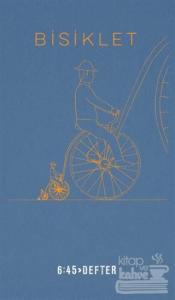 Bisiklet Defteri (Büyük)  - Erol Egemen - Altıkırkbeş Yayınları  - Hob
