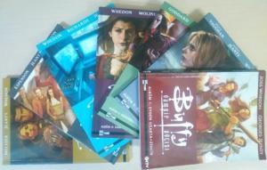 Buffy Vampir Avcısı Albüm Takım 8 Cilt