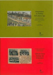 Orlando Carlo Calumeno Koleksiyonu'ndan Kartpostallarla 100 Yıl Önce Türkiye'de Ermeniler (2 Cilt Takım) (Ciltli)