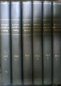 Hayat Ansiklopedisi 6 Cilt Takım Kolektif
