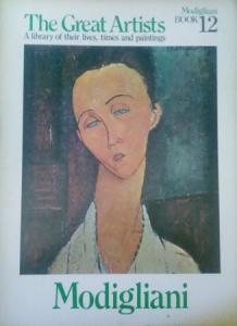 The Great Artists 12 Modigliani