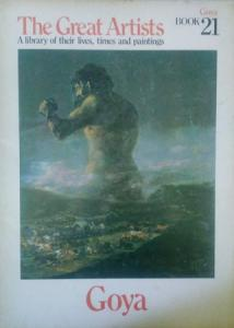 The Great Artists 21 Goya