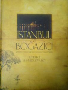 İstanbul ve Boğaziçi 2. Cilt Mehmed Ziya