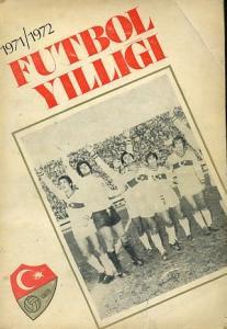 1971 1972 Futbol Yıllığı
