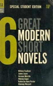 6 Great Modern Short Novels