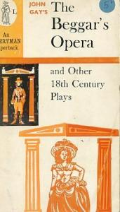 The Beggar's Opera and The Other 18th Century Plays