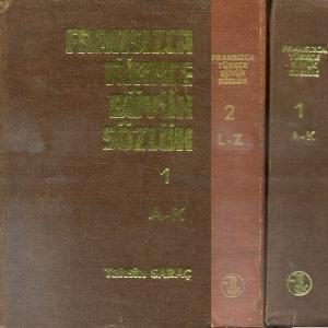 Fransızca - Türkçe Büyük Sözlük (2 Cilt Takım)