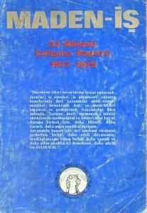 Maden İş 23. Dönem Çalışma Raporu 1977-1979