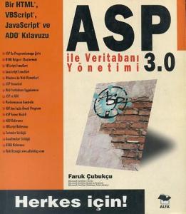 ASP 3.0 İle Veritabanı Yönetimi