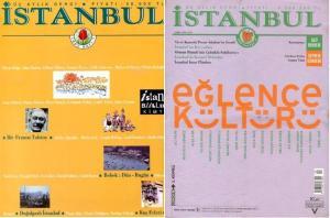 İstanbul Dergisi Set 43 Sayı 1-43 1992-2002 Kolektif