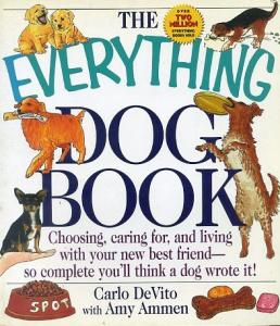 The Everything Dog Book Carlo Devito