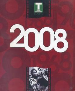 TÜSTAV Belgesel Ajanda 2008