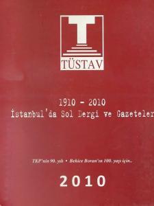 TÜSTAV Belgesel Ajanda 2010