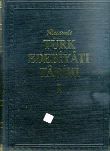 Resimli Türk Edebiyatı Tarihi (2 Cilt Takım) Nihad Sami Banarlı