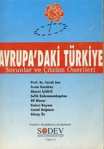 Avrupa'daki Türkiye