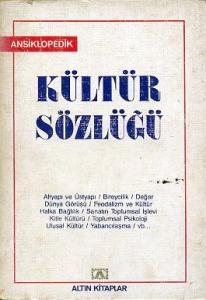 Kültür Sözlüğü