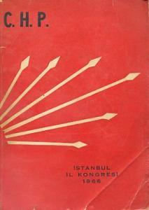CHP İstanbul İl Kongresi 1966