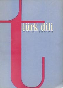 Türk Dili 125 Şubat 1962