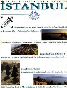İstanbul Dergisi 4 Ocak 1993
