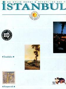 İstanbul Dergisi 2 Temmuz 1992