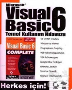 Microsoft Visual Basic 6 Temel Kullanım Kılavuzu Herkes İçin!