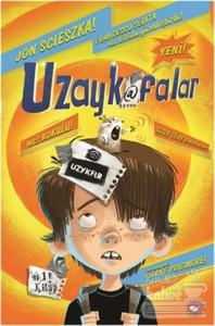 Uzaykafalar 1 Kitap (Ciltli) Jon Scieszka