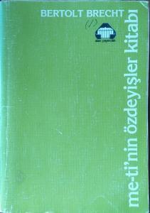 Me-ti'nin Özdeyişler Kitabı