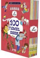 100 Temel Eser 2. Sınıf 10 Kitap Takım