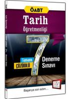 657 ÖABT Tarih Öğretmenliği Tamamı Çözümlü 7 Deneme Sınavı-YENİ