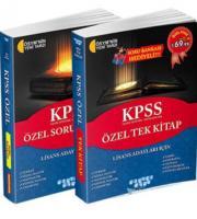 Akıllı Adam KPSS Lisans Adayları İçin Özel Tek Kitap Konu Anlatım Soru Bankası Hediyeli