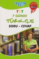 Akıllı Adam TYT 7 Günde Türkçe Soru-Çözüm