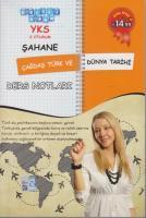 Akıllı Adam YKS Şahane Çağdaş Türk ve Dünya Tarihi Ders Notları 2. Oturum-YENİ