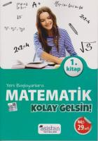 Asistan Yeni Başlayanlara Matematik Kolay Gelsin 1. Kitap-YENİ