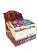 Beşir Pratik Sözcük Kartları 40'lı Set
