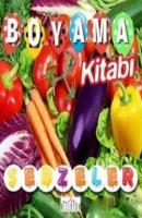 Boyama Kitabı-Sebzeler