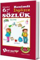 Dahi Adam 6. Sınıf Resimli İngilizce Sözlük