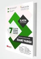 Dahi Adam Hakimlik Akademisi İdari Yargı 7 li Çözümlü Deneme Sınavı-YENİ
