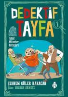 Dedektif Tayfa 1-Tuhaf Mücevher Hırsızları