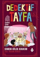 Dedektif Tayfa 5-Kantinci Kılıklı Soyguncular