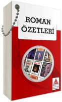 Delta Roman Özetleri Kartları
