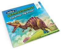 Dinozorlar Serisi 5-Dromiceiomimus Zıplamayı Öğreniyor