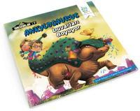 Dinozorlar Serisi 7-Ankylosaurus Duvarları Boyuyor