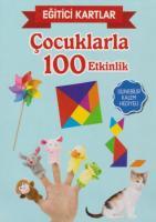 Eğitici Kartlar-Çocuklarla 100 Etkinlik