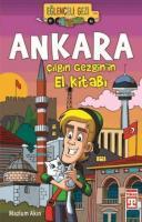 Eğlenceli Bilgi Dünyası 126 (Gezi) Ankara Çılgın Gezginin El Kitabı