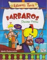 Eğlenceli Bilgi Dünyası-44 Tarih-Barbaros Denizler Fatihi