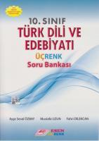 Esen 10. Sınıf Türk Dili ve Edebiyatı Üçrenk Soru Bankası-YENİ