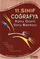 Esen 11. Sınıf Coğrafya Konu Özetli Soru Bankası