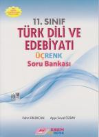 Esen 11. Sınıf Türk Dili ve Edebiyatı Üçrenk Soru Bankası-YENİ